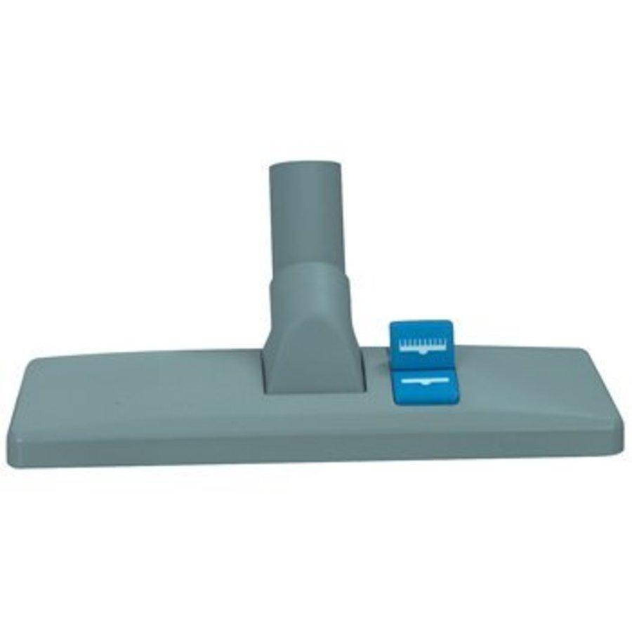 Combi Vloerborstel 32 mm Grijs/Blauw