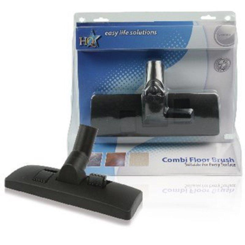 HQ Combi Vloerborstel 32 mm Zwart