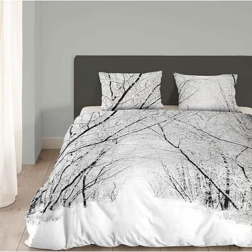 Ritzz Forest White Flanel  Sale 140 x 200 /220