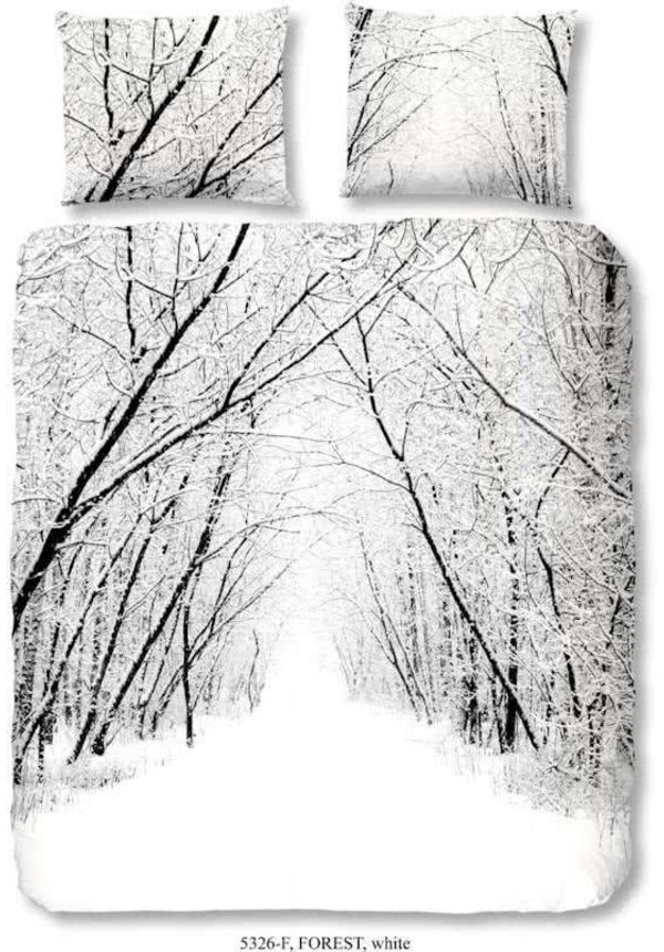 Forest White Flanel  Sale 140 x 200 /220