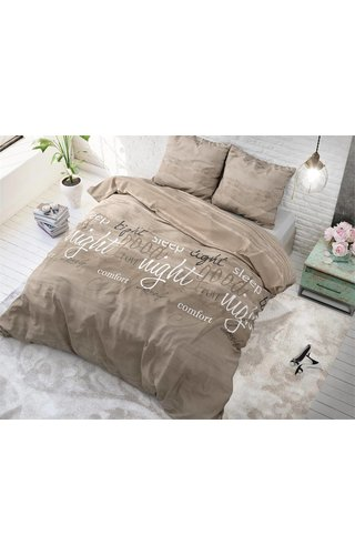 Ritzz Flanel Comfort Night Taupe