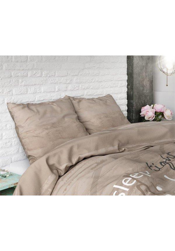 Flanel Comfort Night Taupe