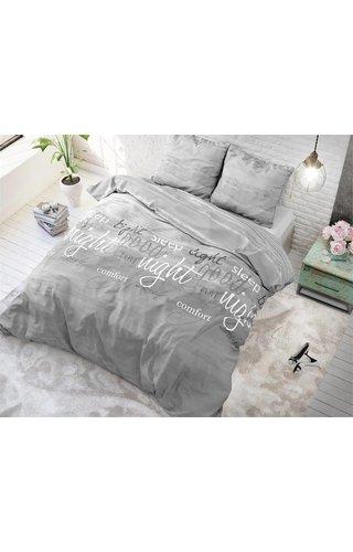 tcbc Flanel Comfort Night Antraciet