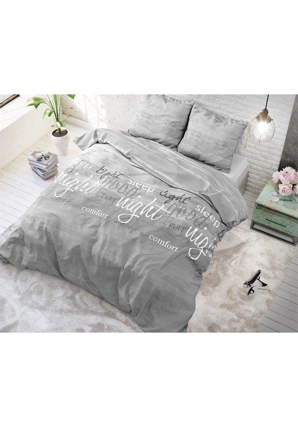 Flanel Comfort Night Antraciet