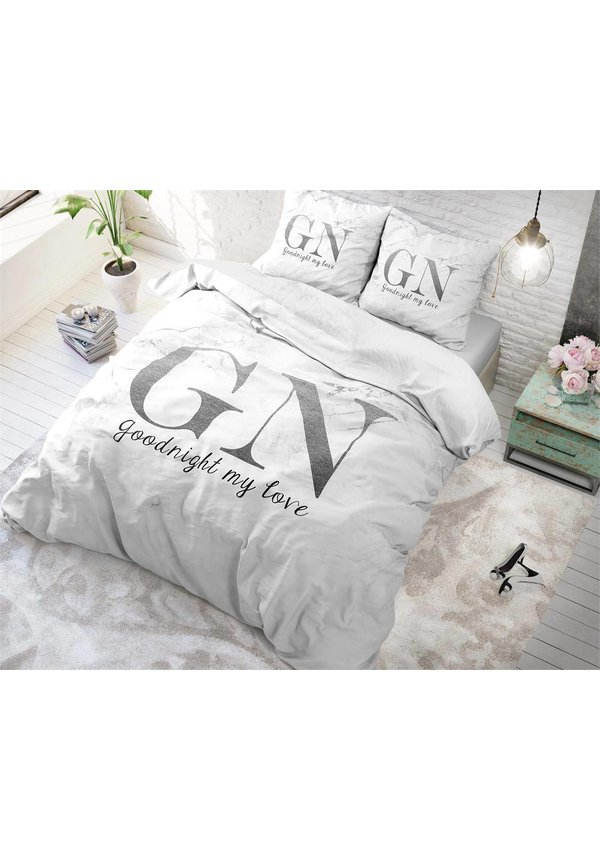 Marble Goodnight Zilver