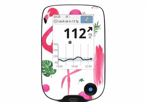 FLAMINGO Screen Protector - FreeStyle Libre