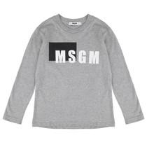 MSGM Maglia Longsleeve