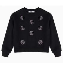 MSGM Sweater Corta Black