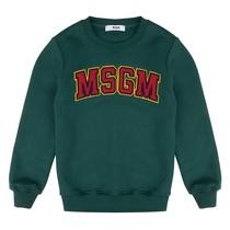 MSGM Sweater Felpa Green