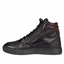 Kids Leren Sneakers