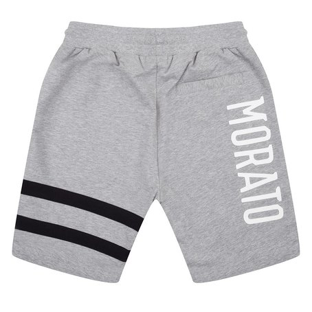 Antony Morato jongens shorts grijs MKFP00119