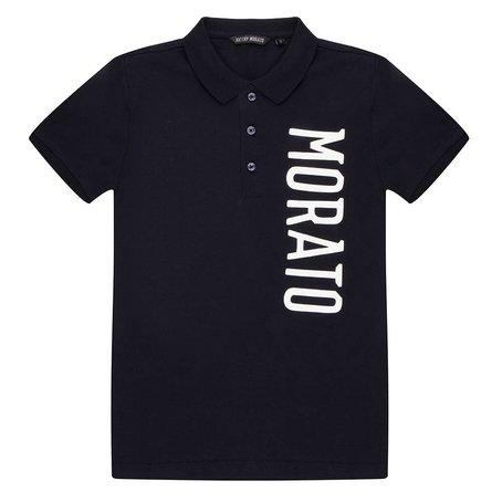 Antony Morato jongens jongens polo navy MKKS00296