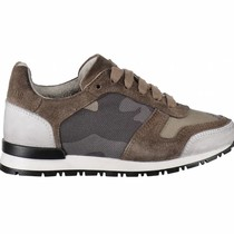 Antony Morato Army green sneakers