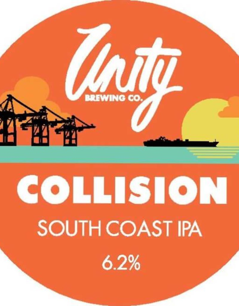 Unity Brewing Co. Collision