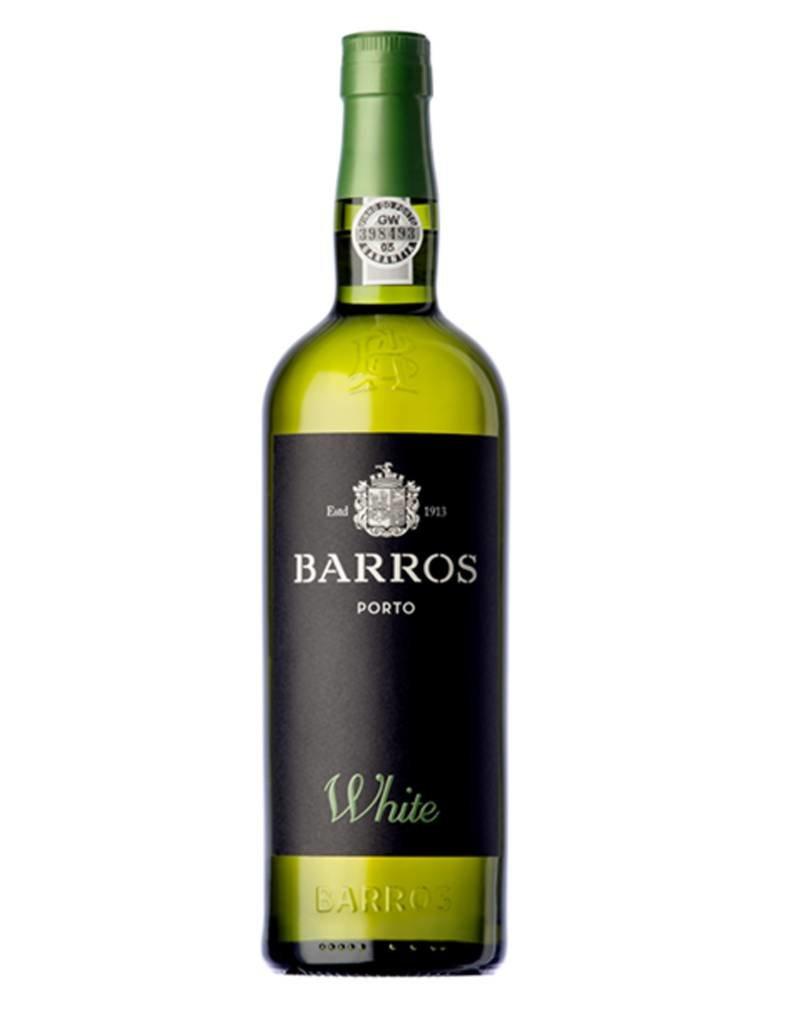 Barros White Port
