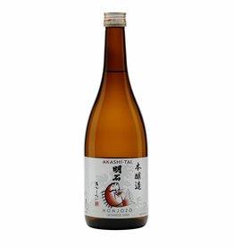 Honjozo Sake, Akashi-Tai