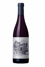 De Kleine Wijn Koöp Ou Treffer Cinsaut 2016