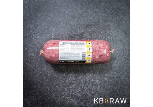 K|B RAW - Kiezebrink Complete Sensitive