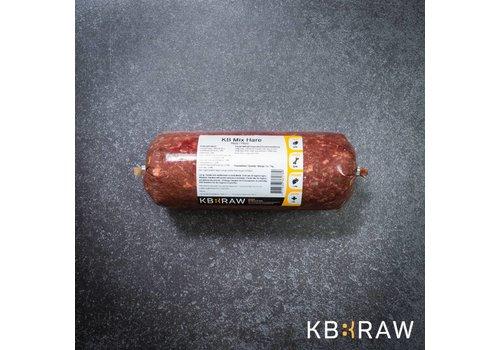K|B RAW - Kiezebrink Haas