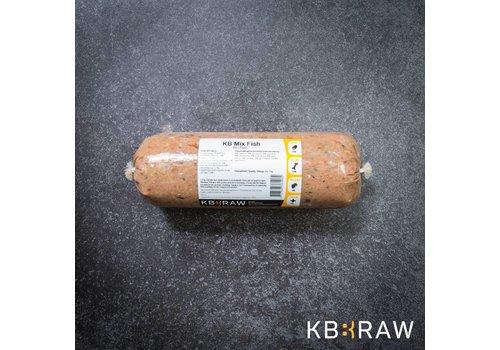 K|B RAW - Kiezebrink Vis Mix