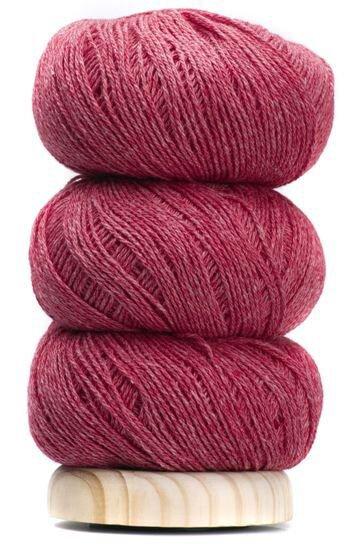 Geilsk Geilsk Bomuld og Uld - Raspberry