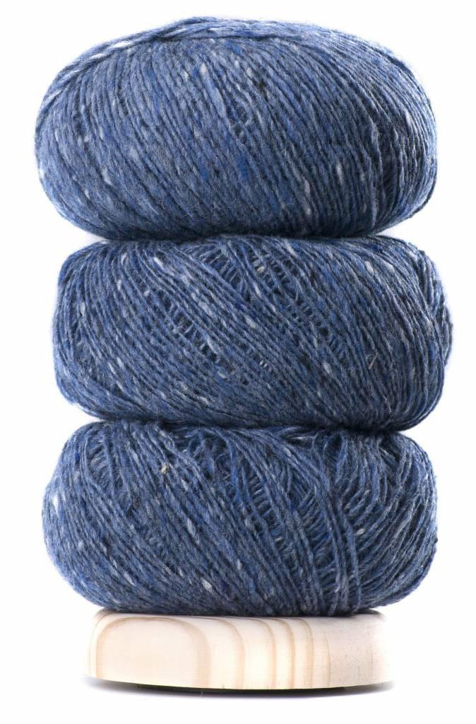 Geilsk Geilsk Tweed - Jeans Blue
