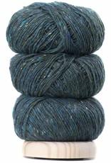 Geilsk Geils Tweed - Petrol Green T15