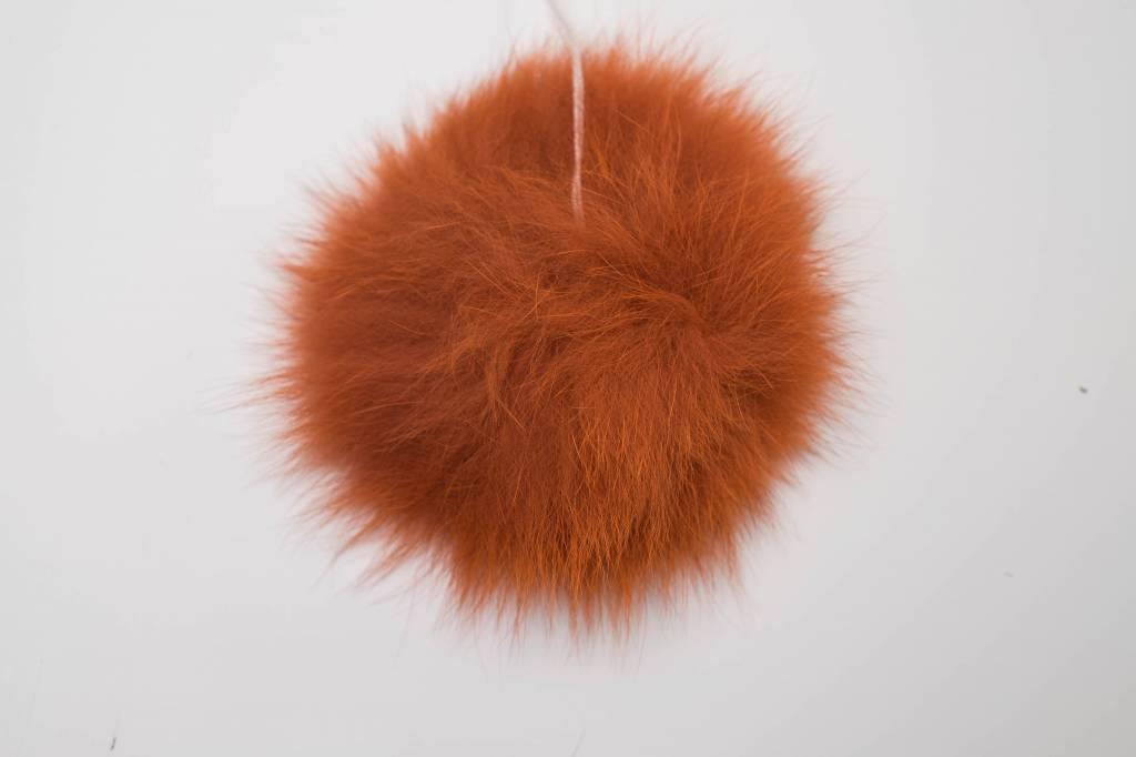 Pompon Groot Oranje