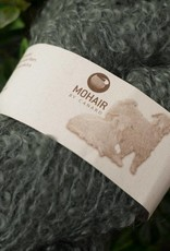 Mohair By Canard Mohair By Canard bouclé - Olijf
