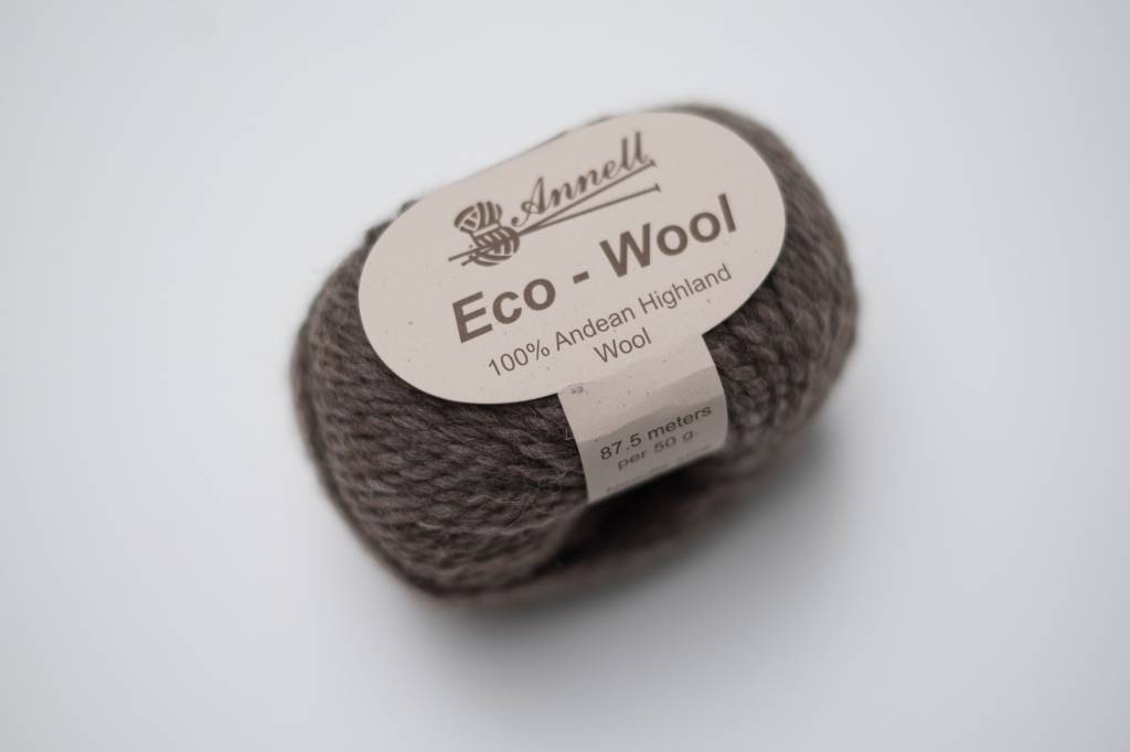 Annell Annell Eco-Wool Kleur 530