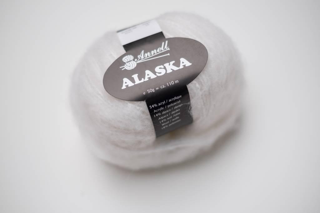 Annell Annell Alaska - Wit 4243