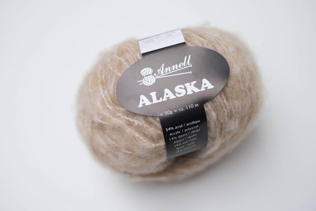 Annell Annell Alaska - Licht beige-Wit 4229
