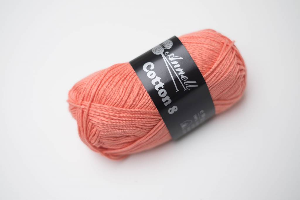 Annell Annell Cotton 8 - kleur 68