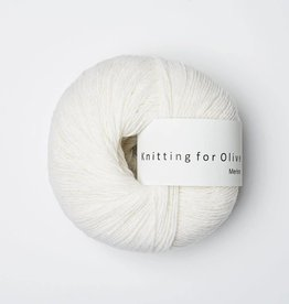 knitting for olive Knitting for Olive Merino - Natural White