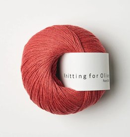 knitting for olive Knitting for Olive Pure Silk - Coral Red