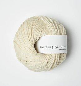 knitting for olive Knitting for Olive Heavy Merino - Off White