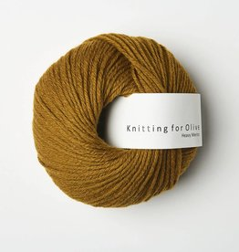 knitting for olive Knitting for Olive - Heavy Merino Dark Ocher