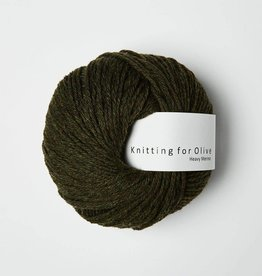 knitting for olive Knitting for Olive Heavy Merino - Hunters Green