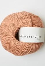 knitting for olive Knitting for Olive - Merino Salmon Rose