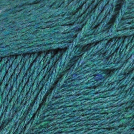 pascuali Pascuali Re-jeans - petrol groen