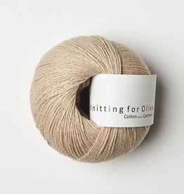 Knitting for Olive Cotton-Cashmere - Soft Salmon