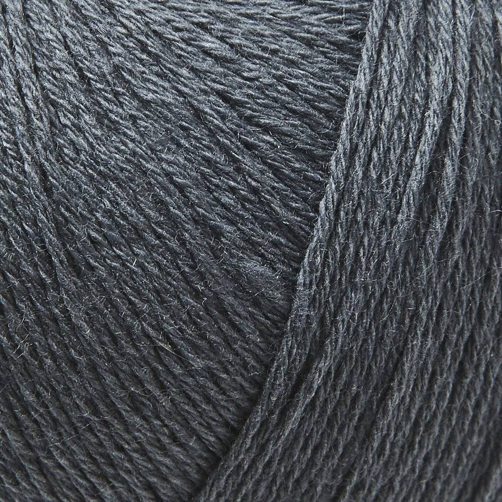 Knitting for Olive - Cotton-Cashmere Dusty Blue Whale