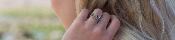 Echt zilveren sieraden