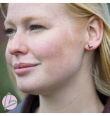 ZAG Bijoux zilveren v (pijltjes) oorbellen