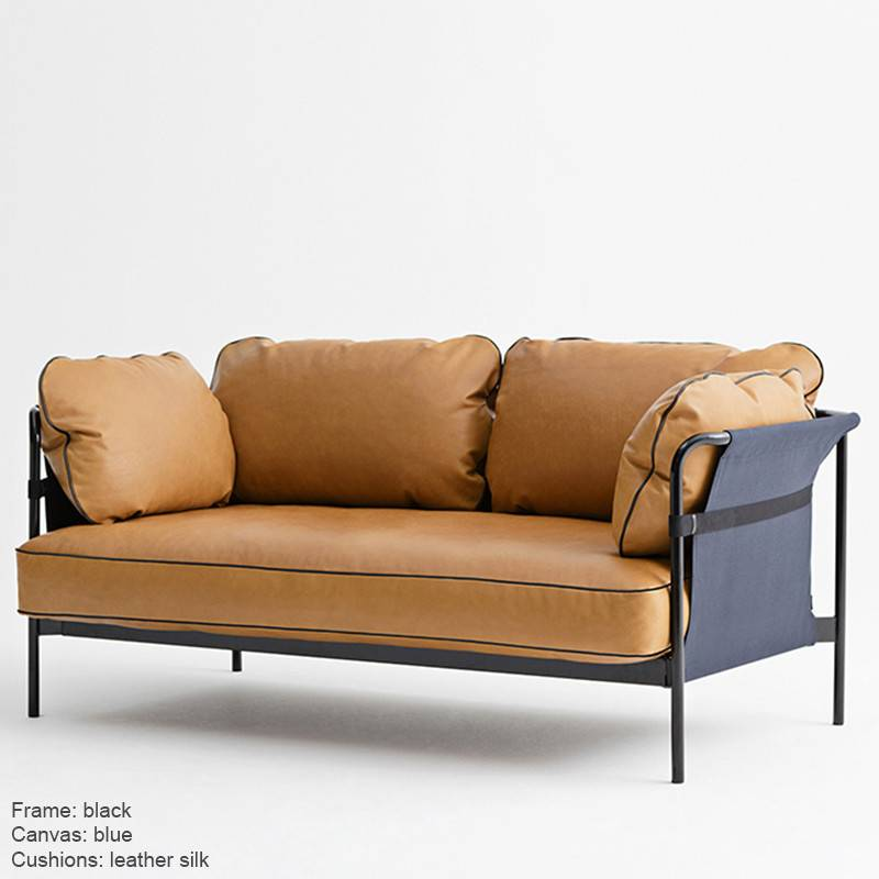 HAY CAN Fauteuil Cuir