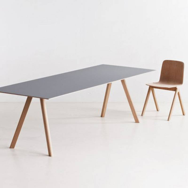 Op zoek naar een cph30 copenhague table medium van hay for Hay barstoelen