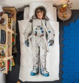 SNURK beddengoed Astronaut dekbedovertrek