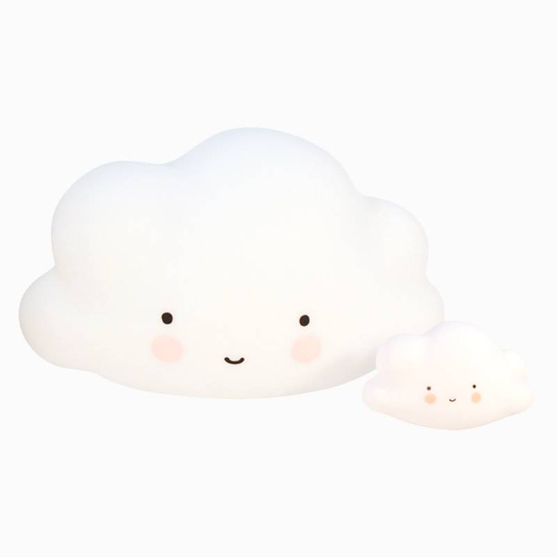 A Little Lovely Company Cloud lamp Large