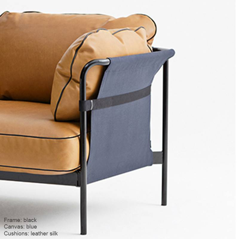 HAY CAN Fauteuil Cuir 3p