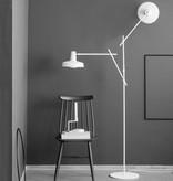 Grupaproducts Arigato vloerlamp dubbel